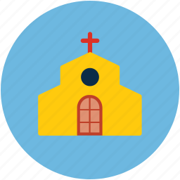 building, church, religious, temple icon