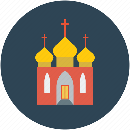 christian, church, religion, temple icon