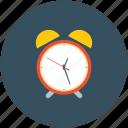 alarm clock, clock, timepiece, timer icon