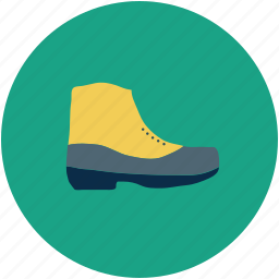 cowboy shoes, footwear, male shoes, shoes icon