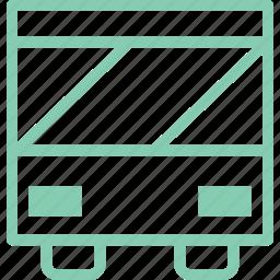 bus, ride, tours, transport, transportation, travel, vehicle icon