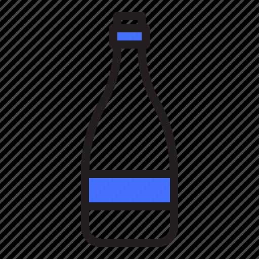 bottle, drink, mug, travel icon