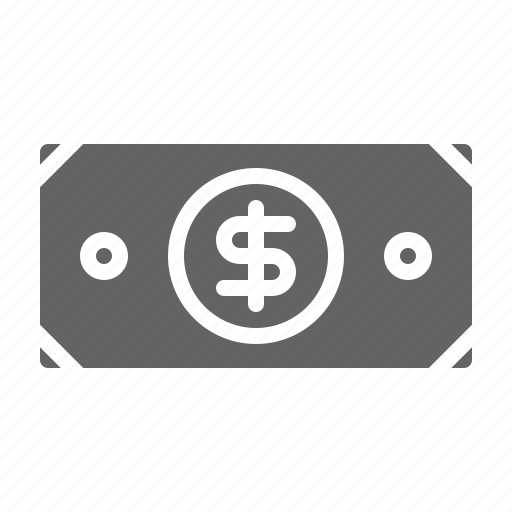 cash, currency, dollar, money, payment, price, travel icon