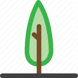 decoration, ecology, forest, garden, grow, nature, tree icon