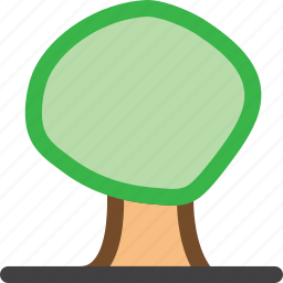 agriculture, environment, forest, grow, nature, plant, tree icon