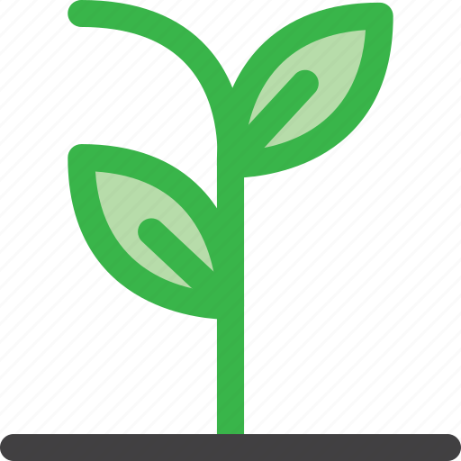 energy, environment, garden, grow, leaf, plant, tree icon