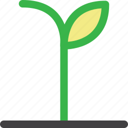 agriculture, decoration, garden, grow, leaf, plant, tree icon