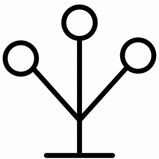 Environment, flower, garden, nature, tree, trunk, twigs icon - Download on Iconfinder