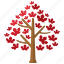 canada, leaves, maple, maple tree, tree icon