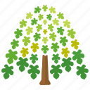 berry, botanical, leaves, mulberry, tree icon