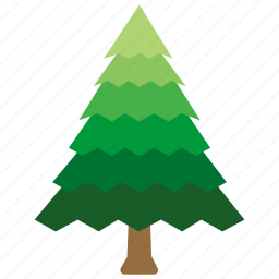 aspen, christmas, evergreen, pine, tree, wood, xmas icon