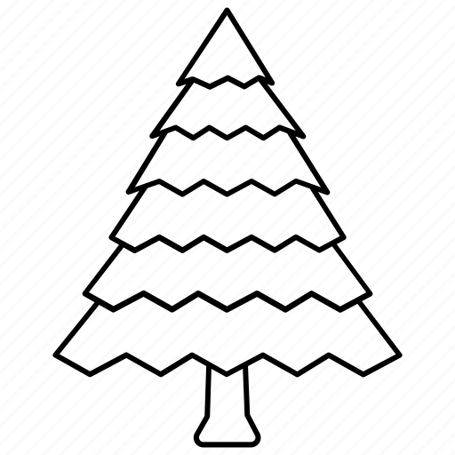 aspen, christmas, evergreen, pine, tree, wood, xmas icon