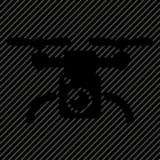 aerial, camera, drone, quadcopter, uav icon