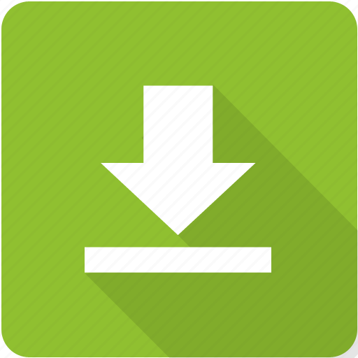 down, down arrow, download, guardar, save icon
