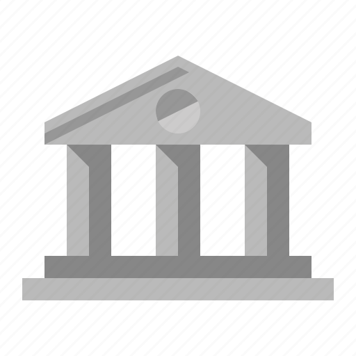 architecture, bank, building, capitol, government, office icon