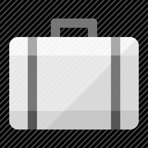 attaché, briefcase, business, case, office, portfolio, suitcase icon