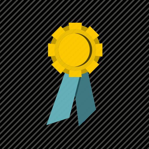 award, champion, design, gold, label, medal, success icon