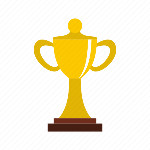 award, championship, cup, design, gold, label, success icon