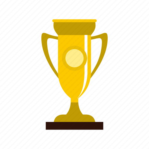 award, cup, design, gold, label, success, winning icon