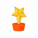 award, cartoon, cup, first, gold, prize, star icon