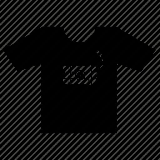 bang, bomb, dynamite, print, tshirt icon