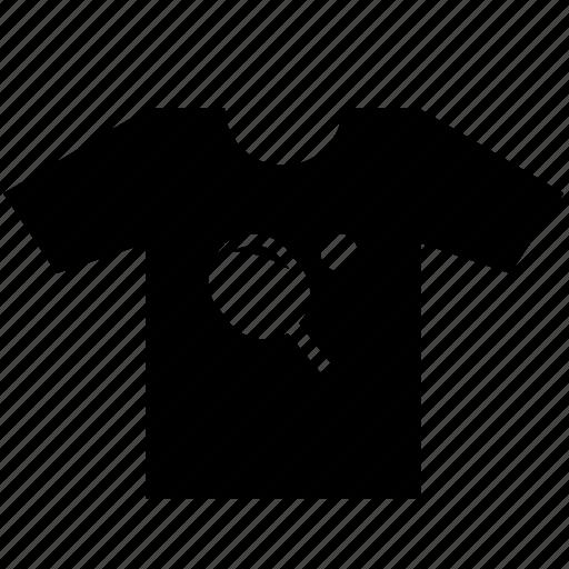 game, ping, pong, print, sport, tshirt, wear icon