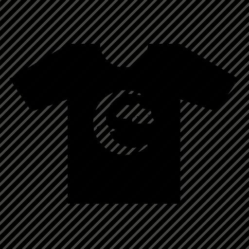casual, fashion, man, print, tshirt, wear icon