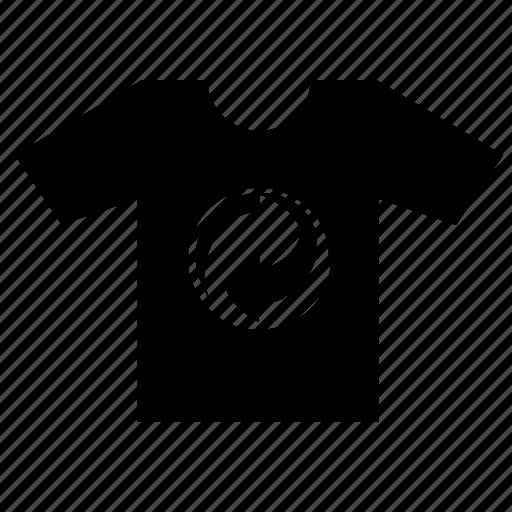 fashion, print, recycle, tshirt, wear icon