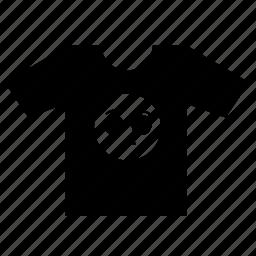 face, print, smiley, tshirt, wow icon