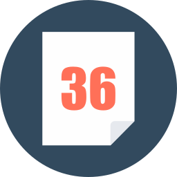 act, act tutor, perfect 36 act, standardized test icon