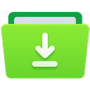 download, folder icon