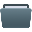 explorer, folder, stuff icon
