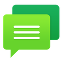 messages, sms icon