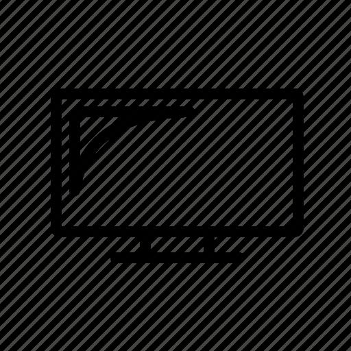 display, electronics, monitor, smart, television, tv icon