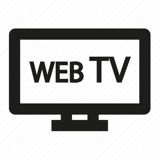 lcd, plasma, television, tv, web icon