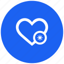 function, heart, like, love, special icon