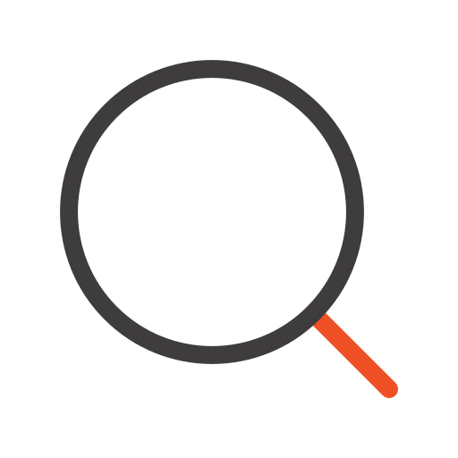 magnify, max, search, tool icon