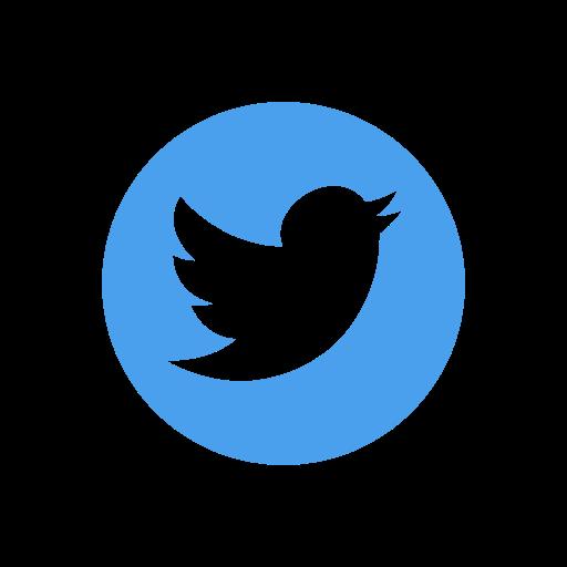 bird, label, logo, twitter logo icon