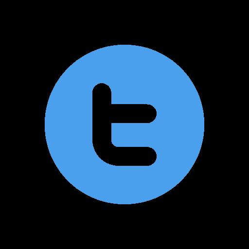bird, letter t, logo, twitter logo icon