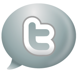 bubble, speech, twitter icon