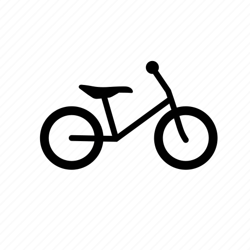 baby, balance, bicycle, bike, first, kids, learn icon