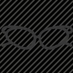accessories, glasses, sunglasses icon