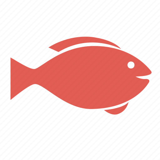 cod, cooking, fish, food, meal, salmon, trout icon