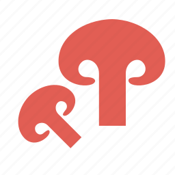 champignon, cooking, diet, farming, food, mushrooms icon