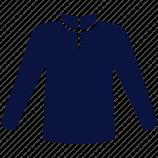 clothes, fleece, man, outdoor, pullover, sport icon
