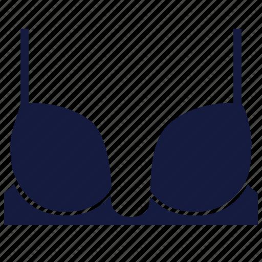 bra, clothes, evening, fashion, underwear, woman icon