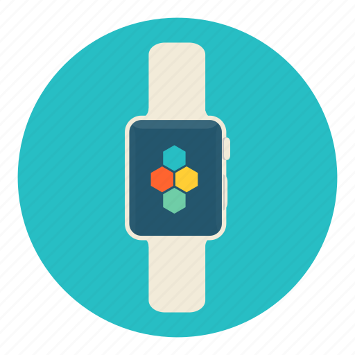 apple, device, iwatch, smartwatch, technology, time, watch icon