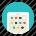 app, apple, device, ipad, responsive, tablet, technology icon