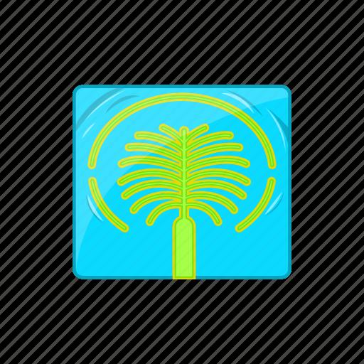 artificial, asia, beach, cartoon, islands, sign, uae icon