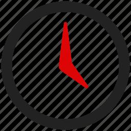 calendar, clock, event, schedule, time, timer, watch icon